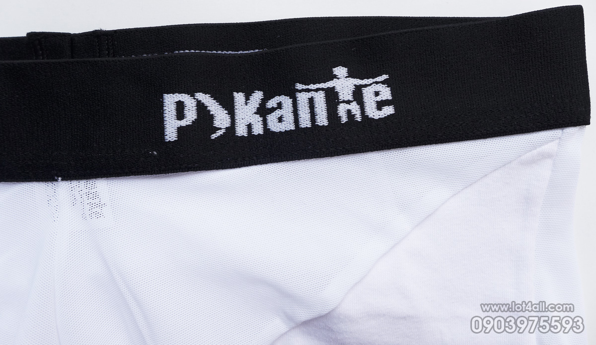 Quần lót nam cao cấp Pikante 8668 God of War Brief White