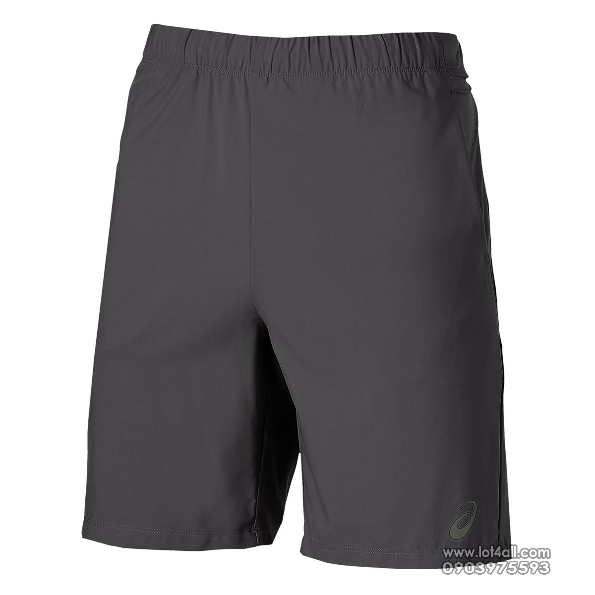Quần thể thao nam ASICS Fuzex Short Dark Grey