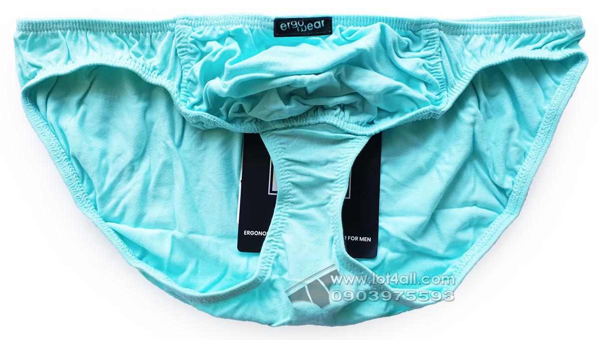 Quần lót cao cấp ErgoWear 0879 FEEL Modal Bikini Aqua