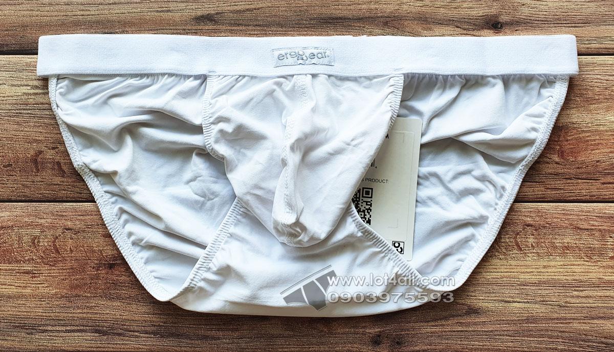 Quần lót nam Ergowear EW0958 SLK Bikini White
