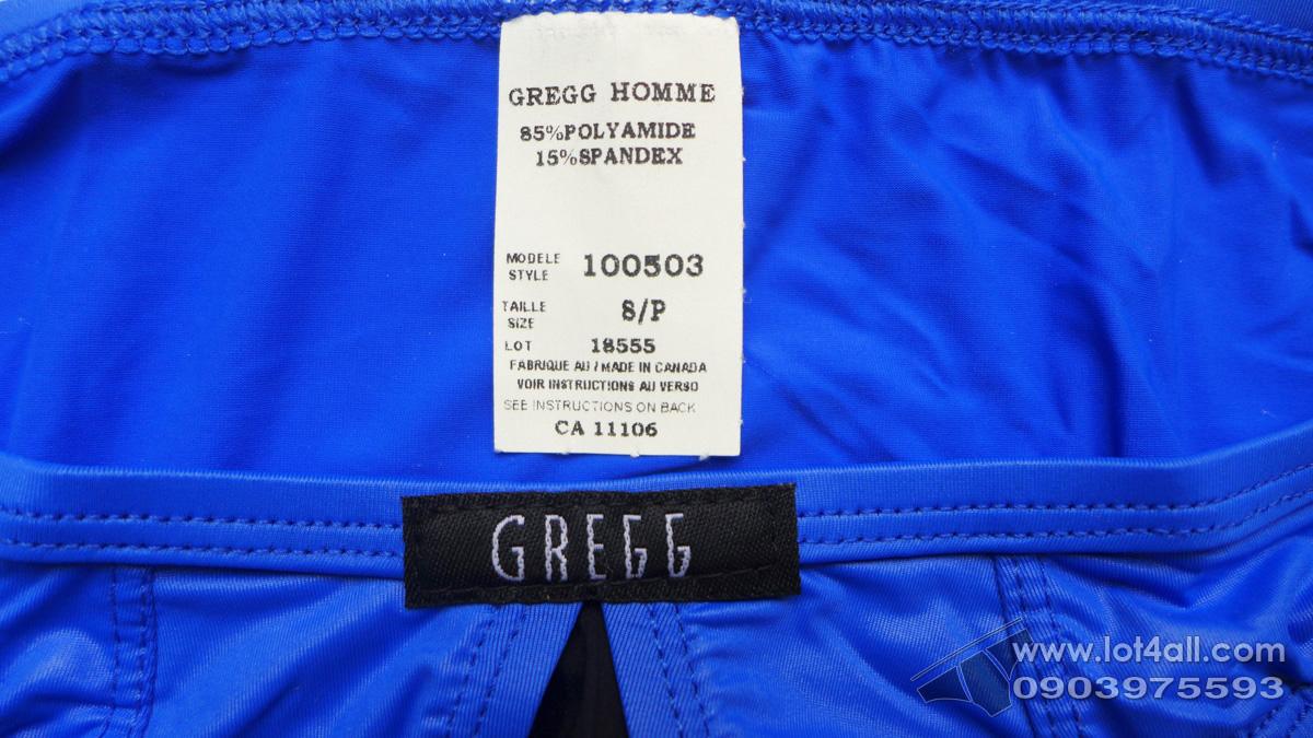 Quần lót nam cao cấp Gregg Homme Booster Brief Royal Blue