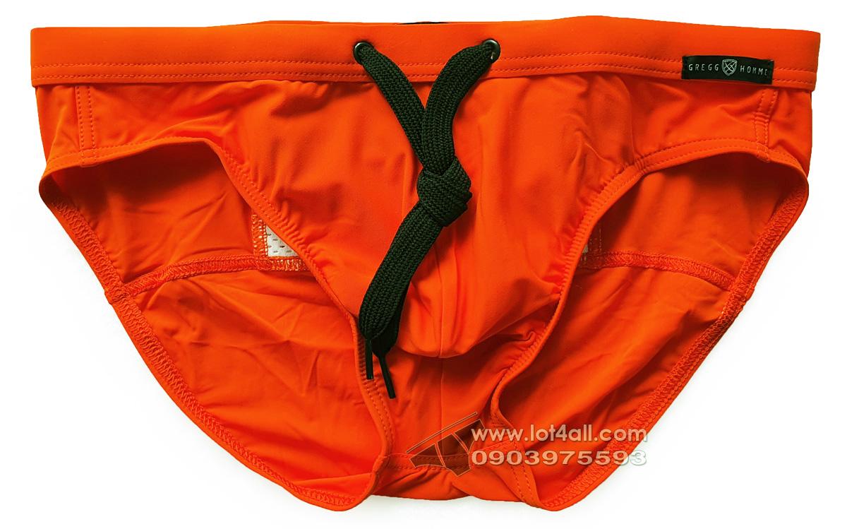 Quần bơi nam Gregg Homme 161203 Exotic Swim Brief Orange