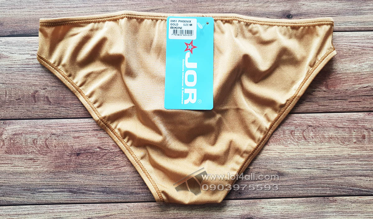 Quần lót nam JOR 0951 Phoenix Bikini Gold
