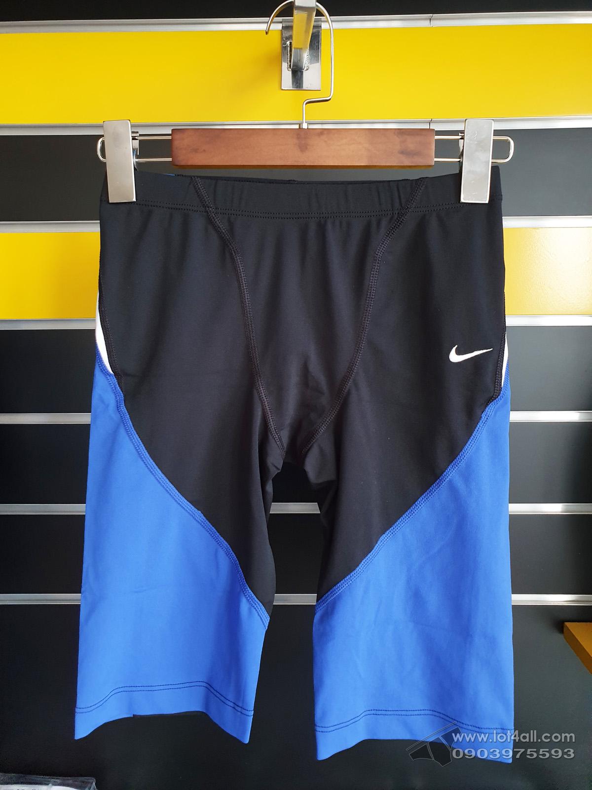 Quần bơi nam Nike Surge Jammer Game Royal