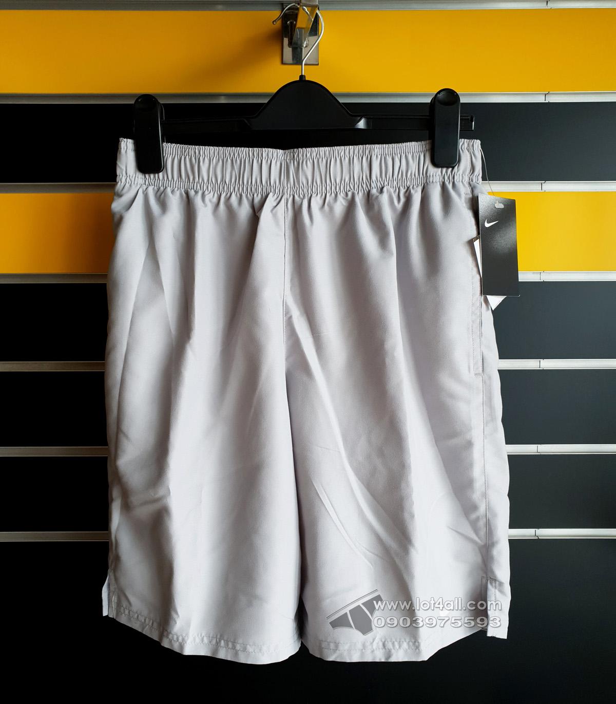 Quần short nam Nike Logo Solid Short Grey