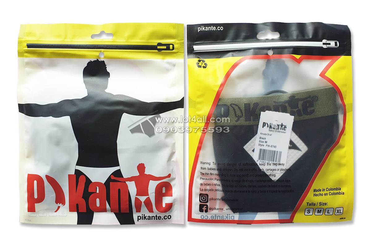 Quần lót nam Pikante 8745 Himate Bikini Black
