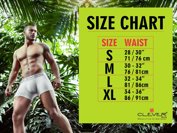 Size chart Clever