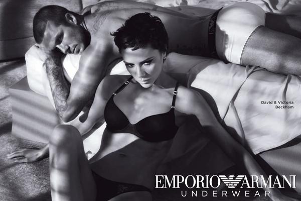 Thương hiệu đồ lót Emporio Armani